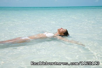 Relax, it's sunny and the water is always 80+ degrees - BVI Cruise & Learn - Learn to Sail in Paradise