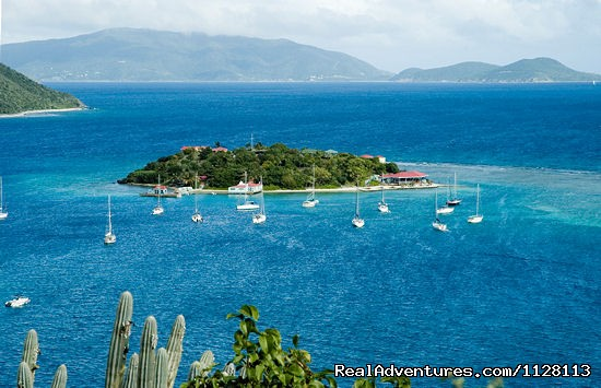 Marina Cay is fascinating and fun - BVI Cruise & Learn - Learn to Sail in Paradise