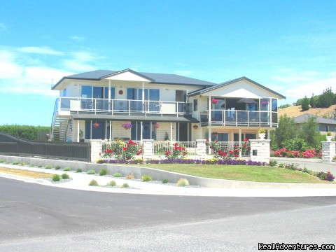 Romantic getaways at  Austin Heights Scenic B&B Bed & Breakfasts Kaikoura, New Zealand