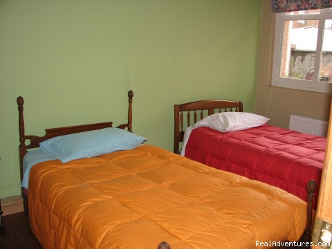 Shared rooms - Amanecer Austral Hostal