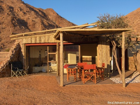 Luxury Cabin in Namibia: Kuangukuangu - Luxury Cabin