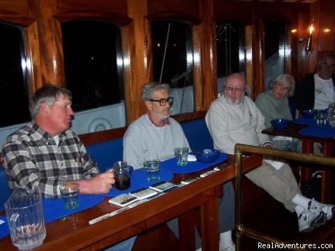 Relaxing ! - Eco Sailing Expeditions