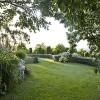The lower garden at Kamahi near Otorohanga, NZ