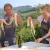 Cooking course in the Chianti