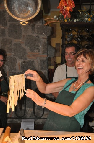 - Italy Cooking Tours w/ Culture Discovery Vacations