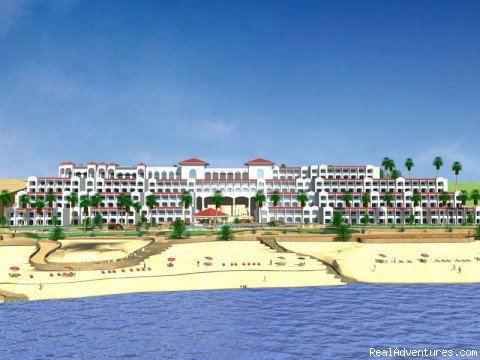 Beach &Pool View | Image #2/4 | Visit Egypt with very special rates