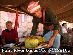 Jordanian cuisine - Create your own private tailor-made tour of Jordan