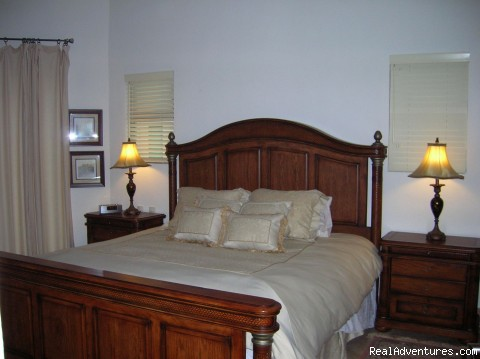 Sleep comfortably and well in our quality bedding - True Beachfront Luxury Condo