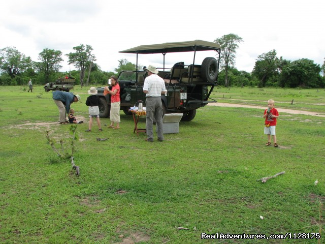 Game Dirve - Ultimate Safari experience at Mushroom Lodge