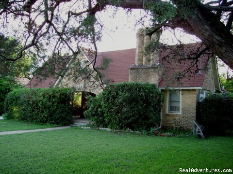 Alla's Historical Bed and Breakfast - Alla's Historical Bed & Breakfast Inn Dallas,Texas
