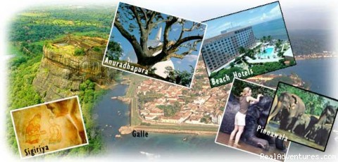 Tours & Vacations in Sri Lanka