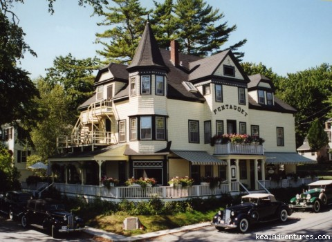 The Pentagoet Inn (#3 of 4) - Pentagoet Inn Romantic Weekend Getaway