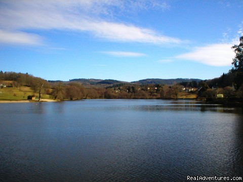 lake peyrat-le-chateau - Family owned hotel in the heart of the Limousin.
