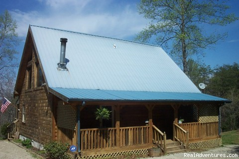 Little Bear Log Cabin: Little Bear Cabin
