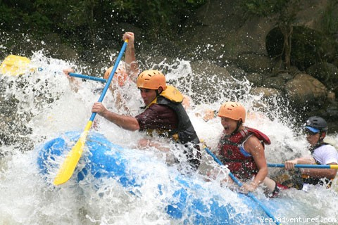 Rafting Tours - Ground Transportation in Costa Rica
