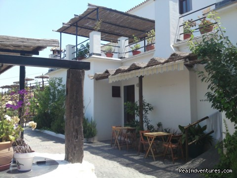 Entrance apartments - Rural Houses & Apartments near Marbella & Ronda