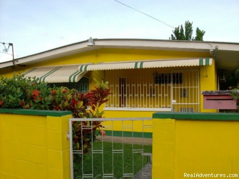 - Sunny Caribbean Getaway at Tony's Guest House
