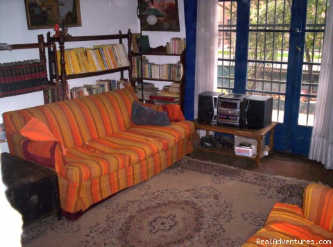 living room - Rent a room in Santiago Chile