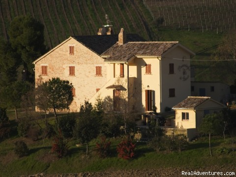 Romantic Country House in Italy's best kept secret: Nascondiglio di Bacco, a gem in the Marche!