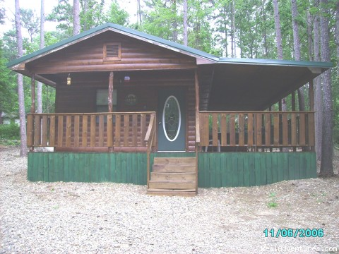 Briarcreek - Mountaineercabins in Beavers Bend peaceful yet fun