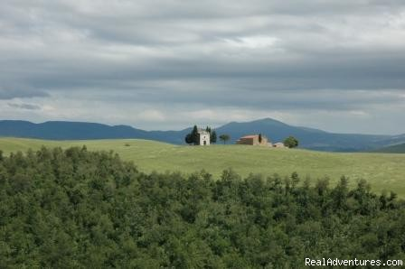 Randonnee Tours - Tuscany cycling 8 days: tuscany