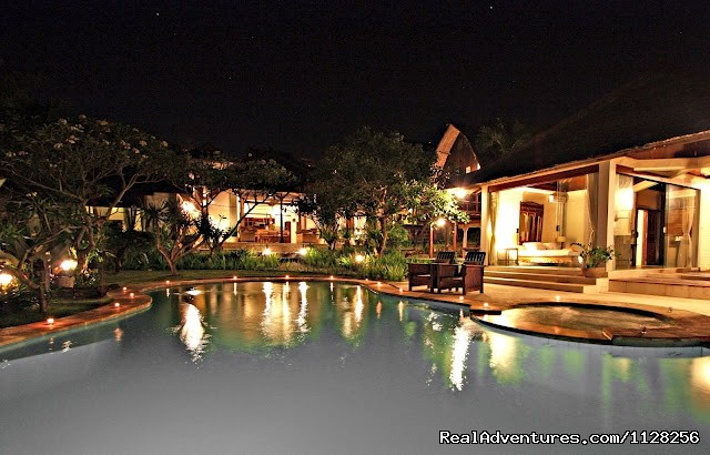 Exotic Villa Jimbaran
