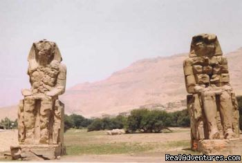 Full day tour West & East bank of Luxor: