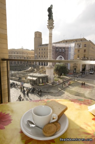 Rooms and Breakfast in Lecce historical center