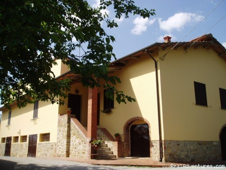 villa gloria - Beautiful Indipendent Villa In Tuscany
