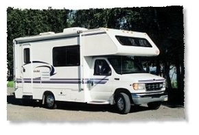 Alaska Motorhome, Truck Camper and Car Rentals Photo
