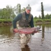 Deshka Wilderness Lodge Fishing Trips Willow, Alaska