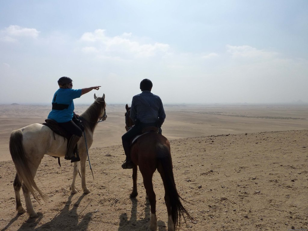 The Vast Sahara | Image #4/5 | Explore Egypt on Horseback