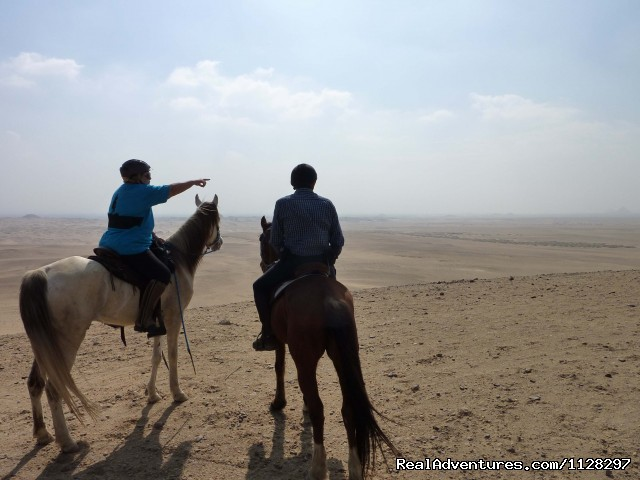 The Vast Sahara - Explore Egypt on Horseback
