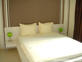 The second bedroom - Best selection of serviced apartments in Bulgaria