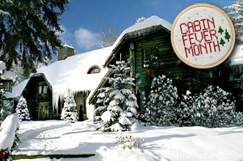 Two Nights for the Price of One Every January!: Cozy B&B