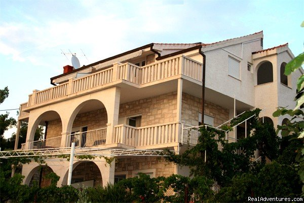 Villa PaPe self catering and bed & breakfast Trogir, Croatia Vacation Rentals