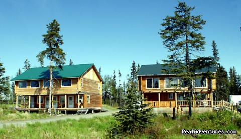 Relax in Solitude In Rustic Cabin Bed & Breakfast: