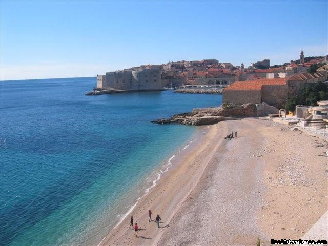 Enjoy in dubrovnik old town-the beautiful place on the world