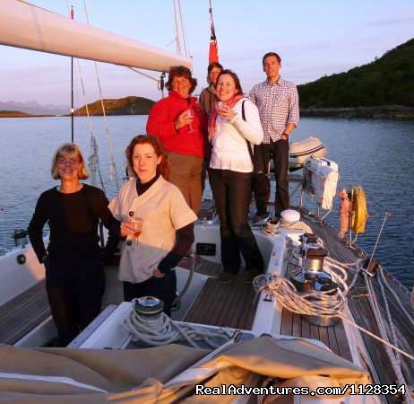 - Active Adventure Sailing Holidays