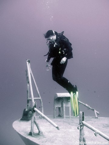 - Malta, Marfa, Scuba diving