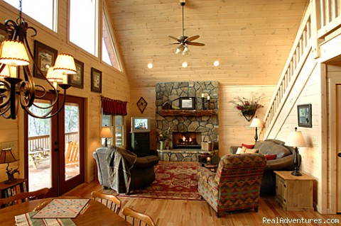 Family Room - Aska Adventure Lodge