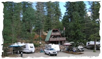Sugar Pines Rv Park - RV Escape Year Round in Cloudcroft New Mexico!