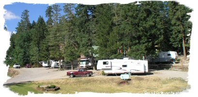 Photo #2 - RV Escape Year Round in Cloudcroft New Mexico!