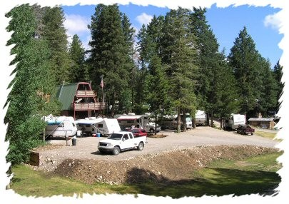 Photo #6 (#6 of 11) - RV Escape Year Round in Cloudcroft New Mexico!