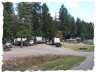 - RV Escape Year Round in Cloudcroft New Mexico!