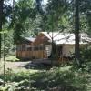 Wilderness Camping Retreat - Idaho Cabin Rental Sandpoint Idaho Wilderness Camping
