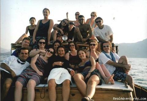 Party Boat - Sahin Boat