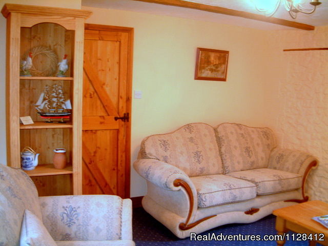 The Willows lounge, With free WIFI - Self Catering Holiday Devon