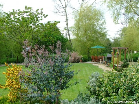 The Willows Garden - Self Catering Holiday Devon