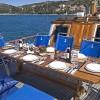 Croatia's gullet cruise!